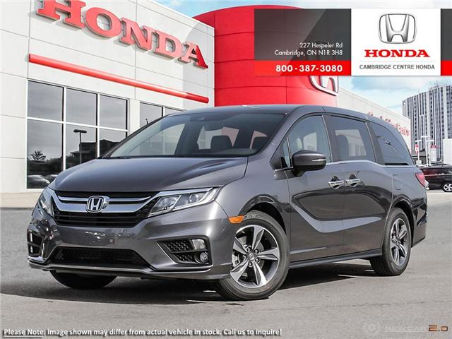 2019 Honda Odyssey EX (Stk: 18702) in Cambridge - Image 1 of 24