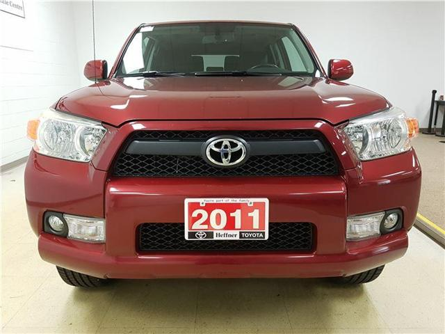 2011 Toyota 4Runner SR5 V6 (Stk: 185708) in Kitchener - Image 7 of 24