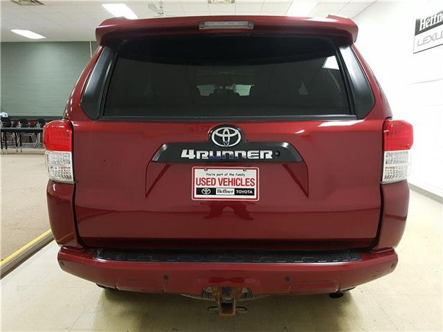 2011 Toyota 4Runner SR5 V6 (Stk: 185708) in Kitchener - Image 8 of 24