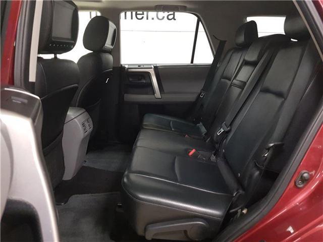 2011 Toyota 4Runner SR5 V6 (Stk: 185708) in Kitchener - Image 19 of 24