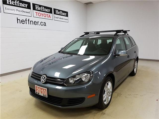 2010 Volkswagen Golf 2.5L Trendline (Stk: 185834) in Kitchener - Image 1 of 20