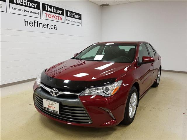 2017 Toyota Camry  (Stk: 185856) in Kitchener - Image 1 of 21