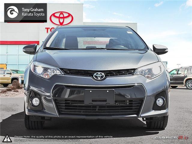 2016 Toyota Corolla S (Stk: 88670A) in Ottawa - Image 2 of 26