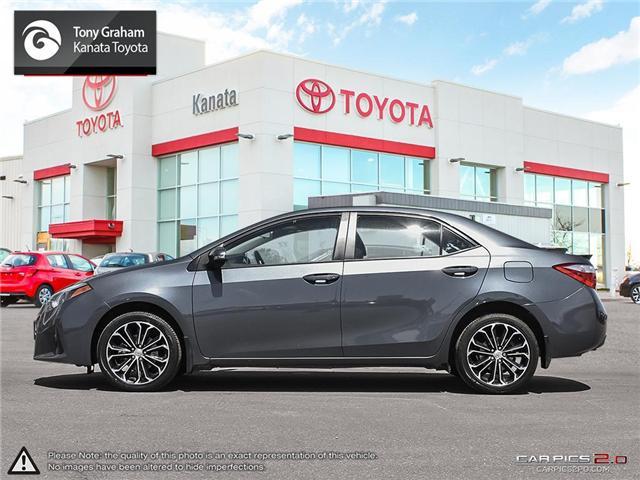 2016 Toyota Corolla S (Stk: 88670A) in Ottawa - Image 3 of 26