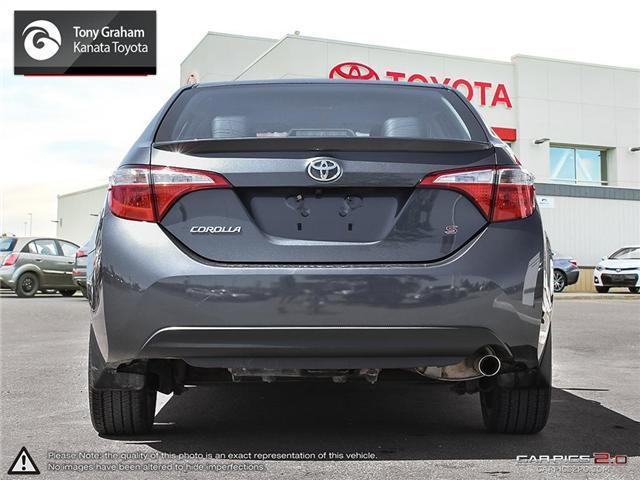 2016 Toyota Corolla S (Stk: 88670A) in Ottawa - Image 5 of 26