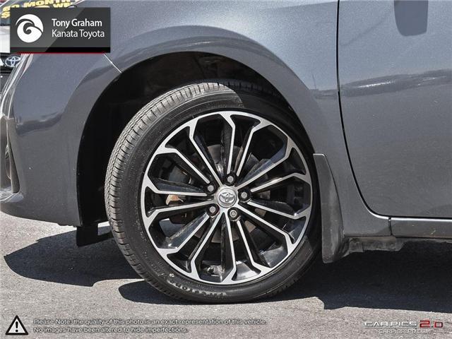 2016 Toyota Corolla S (Stk: 88670A) in Ottawa - Image 6 of 26