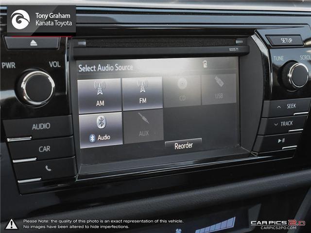 2016 Toyota Corolla S (Stk: 88670A) in Ottawa - Image 18 of 26