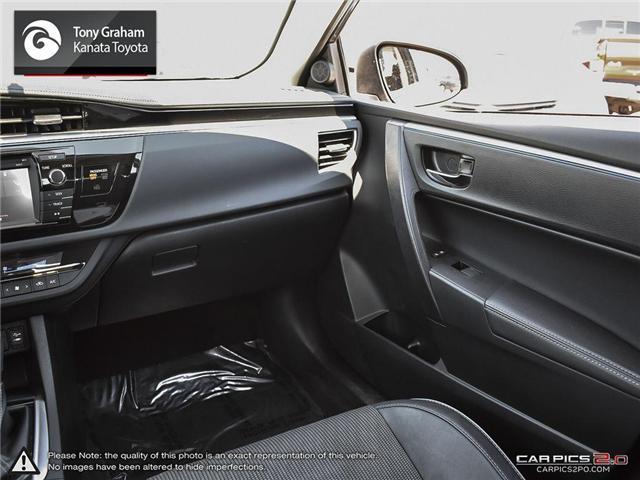 2016 Toyota Corolla S (Stk: 88670A) in Ottawa - Image 25 of 26