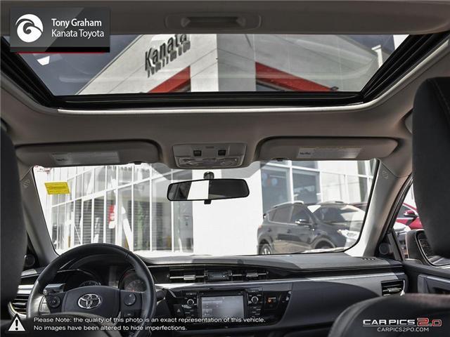 2016 Toyota Corolla S (Stk: 88670A) in Ottawa - Image 26 of 26