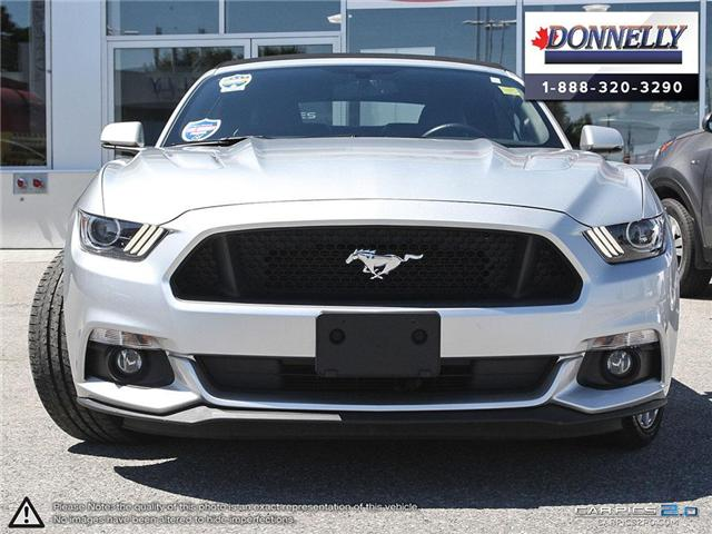 2015 Ford Mustang GT Premium (Stk: DR1740A) in Ottawa - Image 2 of 28