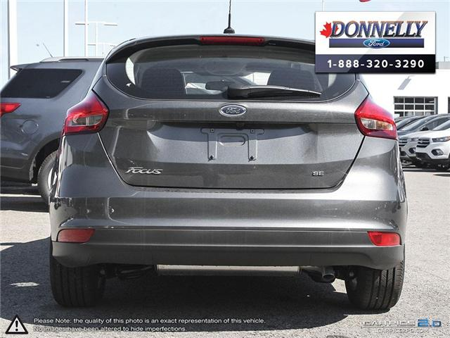 2018 Ford Focus SE (Stk: DR1047) in Ottawa - Image 5 of 27