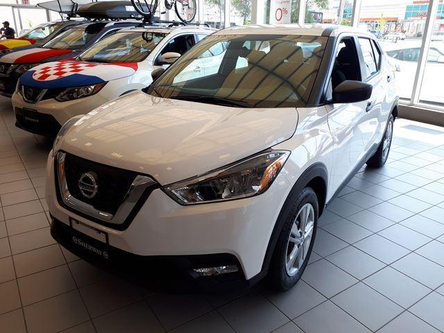 2018 Nissan Kicks S (Stk: k18006) in Toronto - Image 1 of 13
