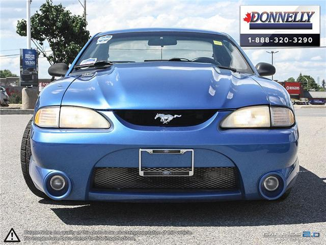 1995 Ford Mustang  (Stk: PBWDR1000B) in Ottawa - Image 2 of 28