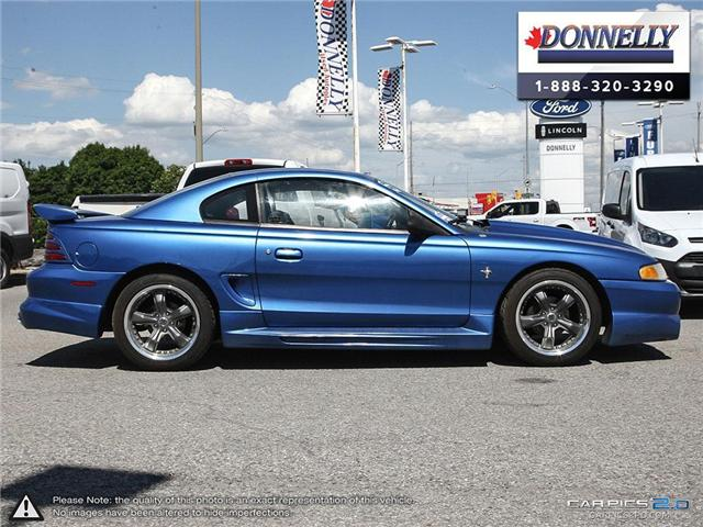 1995 Ford Mustang  (Stk: PBWDR1000B) in Ottawa - Image 3 of 28