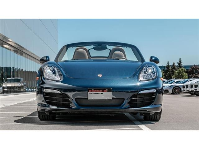 2015 Porsche Boxster PDK (Stk: P12909A) in Vaughan - Image 2 of 15