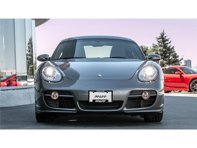 2008 Porsche Cayman S (Stk: U6480AA) in Vaughan - Image 2 of 19