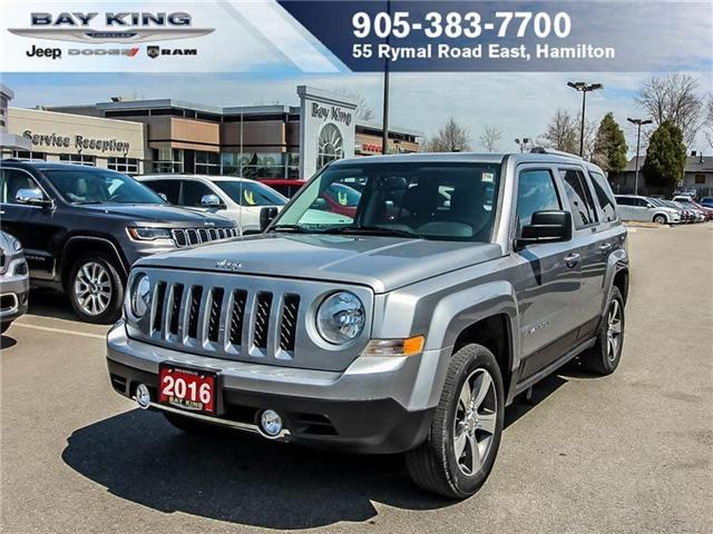 2016 Jeep Patriot Sport/North (Stk: 6479) in Hamilton - Image 1 of 18