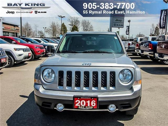 2016 Jeep Patriot Sport/North (Stk: 6479) in Hamilton - Image 2 of 18