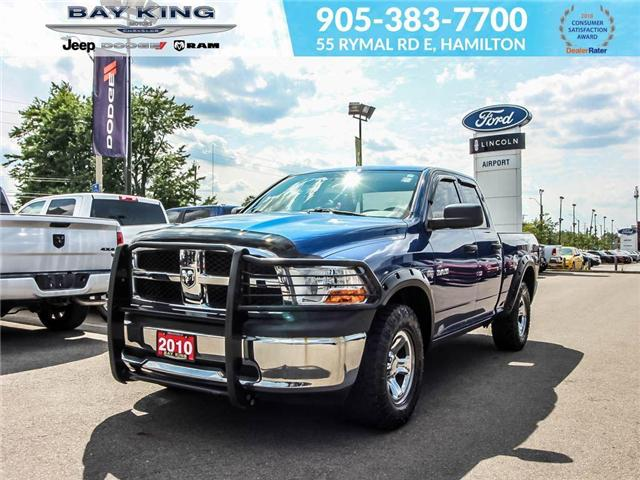 2010 Dodge Ram 1500  (Stk: 6545B) in Hamilton - Image 1 of 13