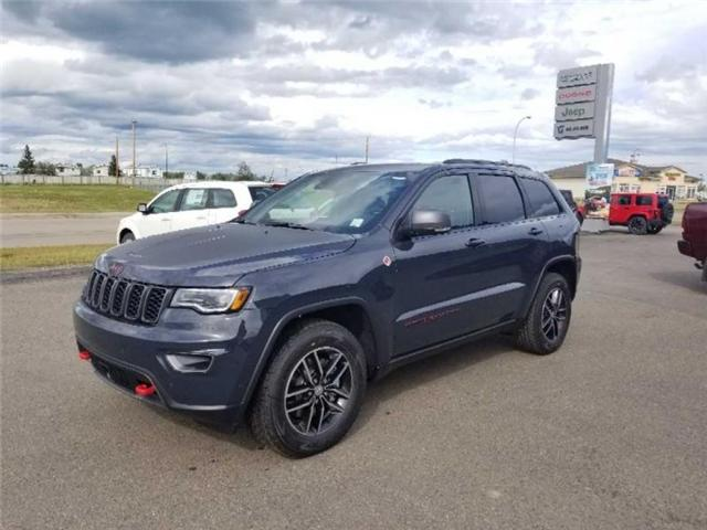 2018 Jeep Grand Cherokee Trailhawk (Stk: RT188) in  - Image 2 of 20