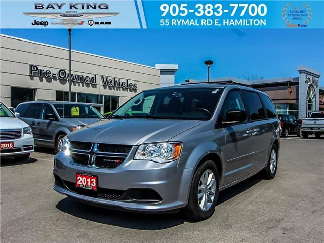 2013 Dodge Grand Caravan SE/SXT (Stk: 6486A) in Hamilton - Image 1 of 20