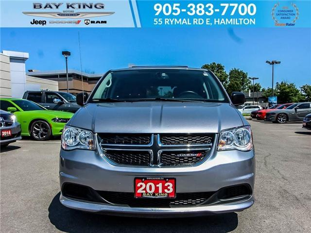 2013 Dodge Grand Caravan SE/SXT (Stk: 6486A) in Hamilton - Image 2 of 20