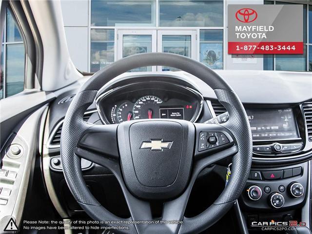 2017 Chevrolet Trax LS (Stk: 184080) in Edmonton - Image 13 of 20