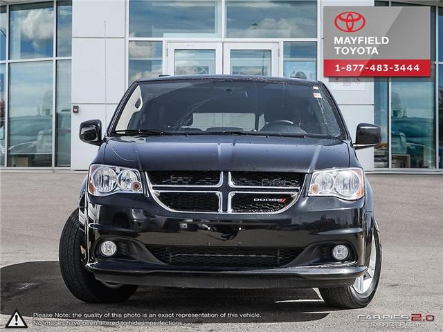 2017 Dodge Grand Caravan Crew (Stk: 184101) in Edmonton - Image 2 of 20