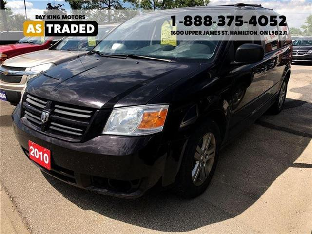 2010 Dodge Grand Caravan SE (Stk: 6574) in Hamilton - Image 1 of 15