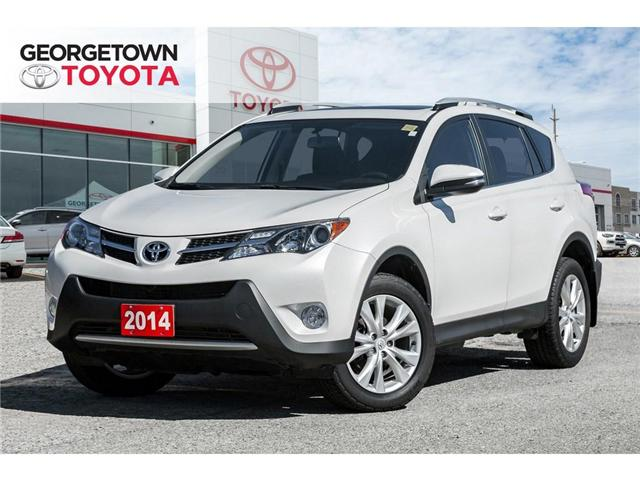 2014 Toyota RAV4  (Stk: 14-26826) in Georgetown - Image 1 of 21