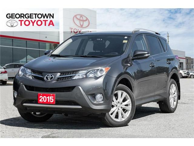 2015 Toyota RAV4  (Stk: 15-97007) in Georgetown - Image 1 of 20