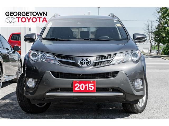2015 Toyota RAV4  (Stk: 15-97007) in Georgetown - Image 2 of 20