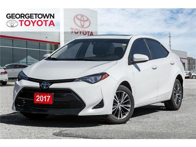2017 Toyota Corolla  (Stk: 17-04858) in Georgetown - Image 1 of 20