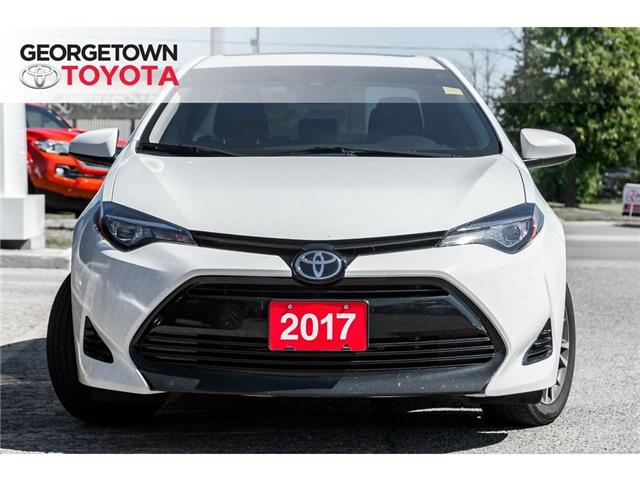 2017 Toyota Corolla  (Stk: 17-04858) in Georgetown - Image 2 of 20