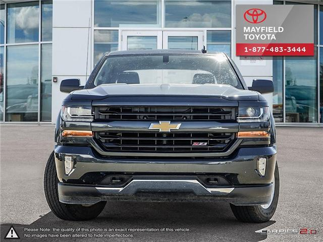 2017 Chevrolet Silverado 1500  (Stk: 1861900A) in Edmonton - Image 2 of 26