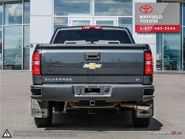 2017 Chevrolet Silverado 1500  (Stk: 1861900A) in Edmonton - Image 5 of 26
