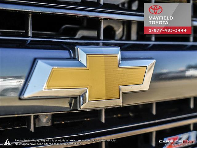 2017 Chevrolet Silverado 1500  (Stk: 1861900A) in Edmonton - Image 9 of 26