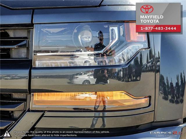 2017 Chevrolet Silverado 1500  (Stk: 1861900A) in Edmonton - Image 10 of 26