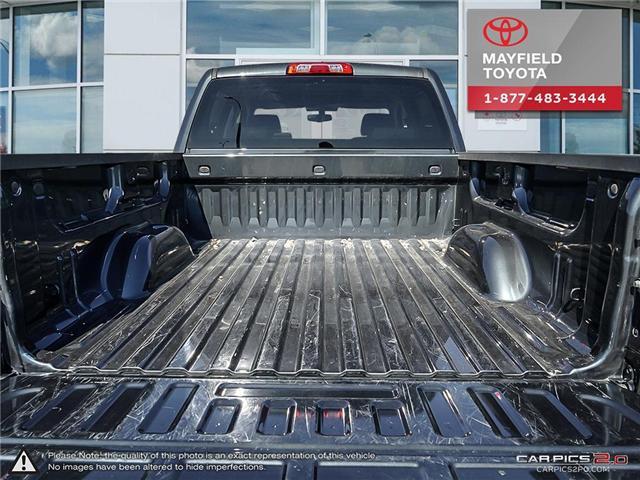 2017 Chevrolet Silverado 1500  (Stk: 1861900A) in Edmonton - Image 11 of 26