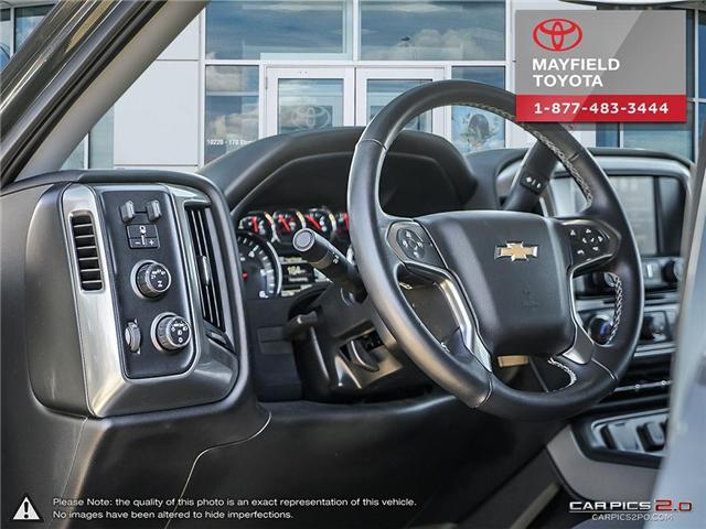 2017 Chevrolet Silverado 1500  (Stk: 1861900A) in Edmonton - Image 13 of 26