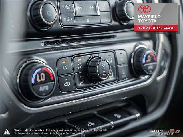 2017 Chevrolet Silverado 1500  (Stk: 1861900A) in Edmonton - Image 20 of 26