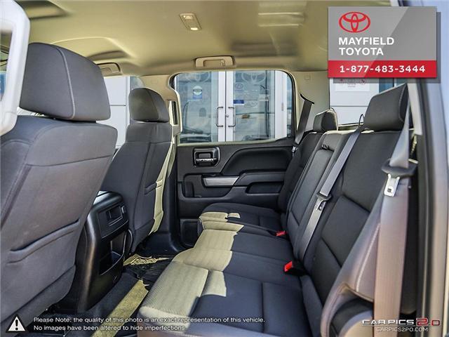 2017 Chevrolet Silverado 1500  (Stk: 1861900A) in Edmonton - Image 23 of 26
