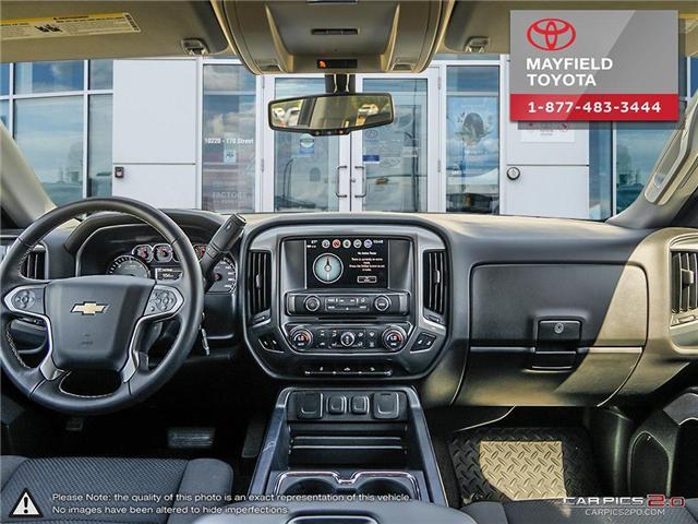 2017 Chevrolet Silverado 1500  (Stk: 1861900A) in Edmonton - Image 24 of 26