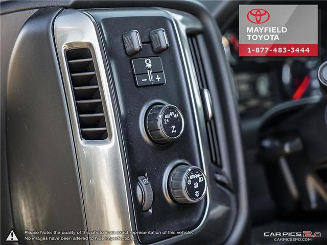 2017 Chevrolet Silverado 1500  (Stk: 1861900A) in Edmonton - Image 25 of 26