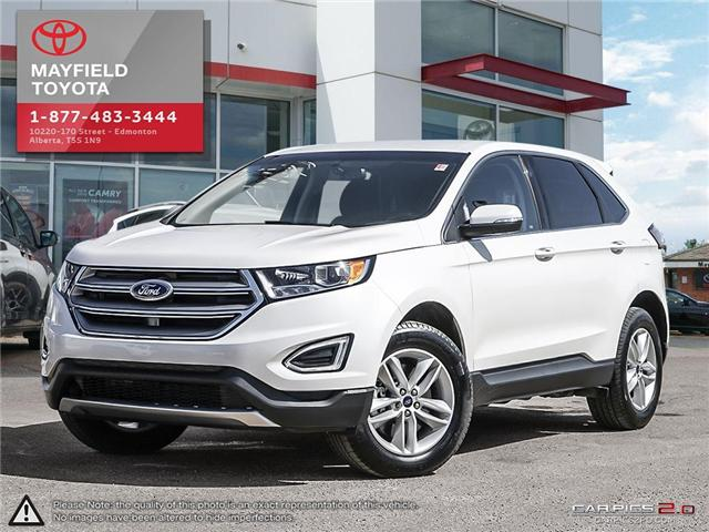 2017 Ford Edge SEL (Stk: 1801262A) in Edmonton - Image 1 of 20