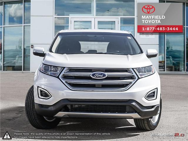 2017 Ford Edge SEL (Stk: 1801262A) in Edmonton - Image 2 of 20