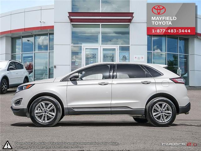 2017 Ford Edge SEL (Stk: 1801262A) in Edmonton - Image 3 of 20