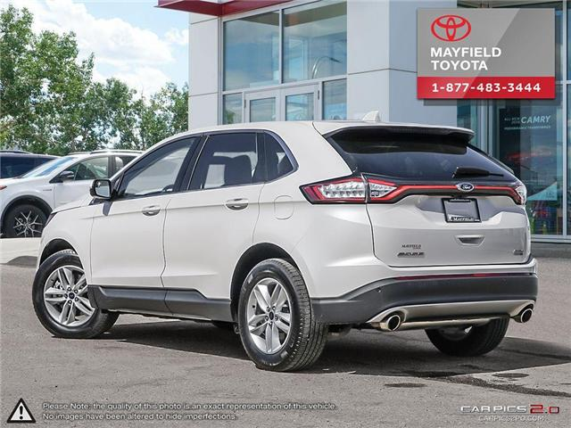 2017 Ford Edge SEL (Stk: 1801262A) in Edmonton - Image 4 of 20