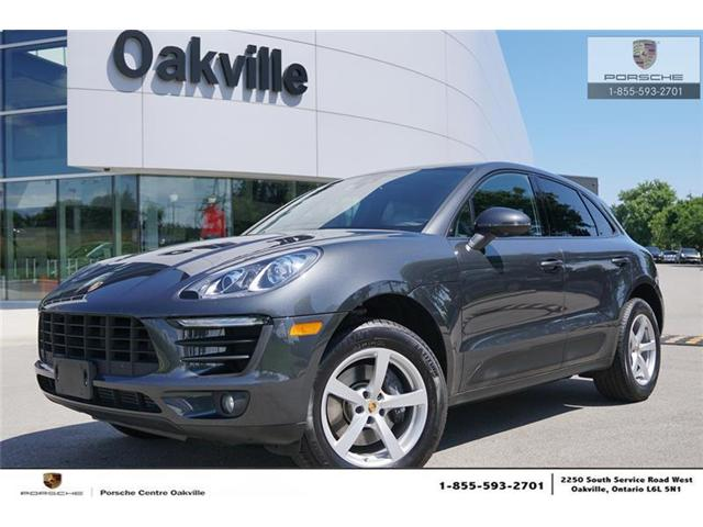 2018 Porsche Macan Base (Stk: 18288) in Oakville - Image 1 of 22