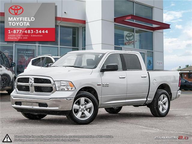 2018 RAM 1500 SLT (Stk: 184061) in Edmonton - Image 1 of 20